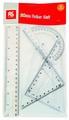 Geometrijski set 20cm