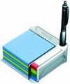 Blok kocka 400 l + označivač stranica 380/1
